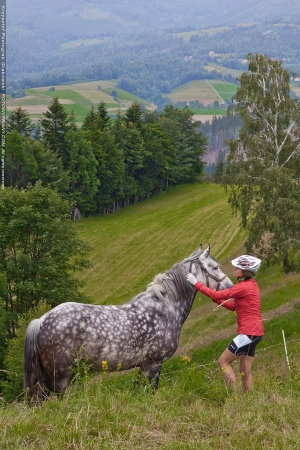 Fotografowanie na wycieczkach rowerowych - poradnik