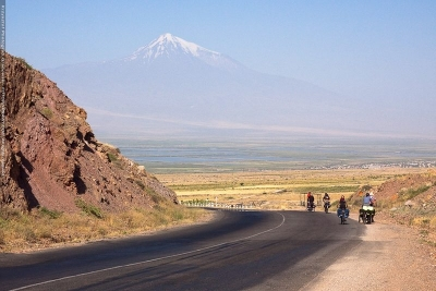 Armenia - trasa