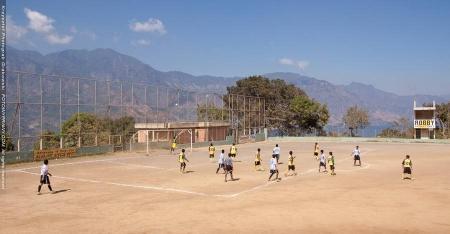 Gwatemala, San Pedro - mecz