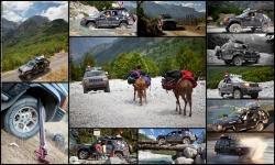Albański offroad 2012