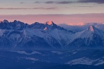 Zimowy plener górski (fot. Kuba Wierzchowski)