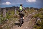 Trasa rowerowa w Beskidzie Małym