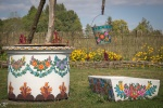 Zalipie - malowana wieś