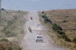 Armenia - zniszczona droga