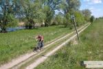 Ujście Warty - majówka rowerowa