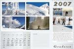 Kalendarz rowerowy 2007  by Fotowyprawy.com