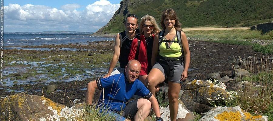 Wyprawa rowerowa po Szkocji – lipiec/sierpień 2008 (część 2)