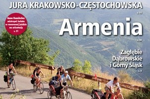 Nasza Armenia, jako wyprawa numeru w Rowertour