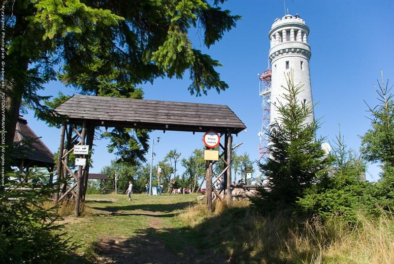 Góry Sowie: Po szlaku dla każdego