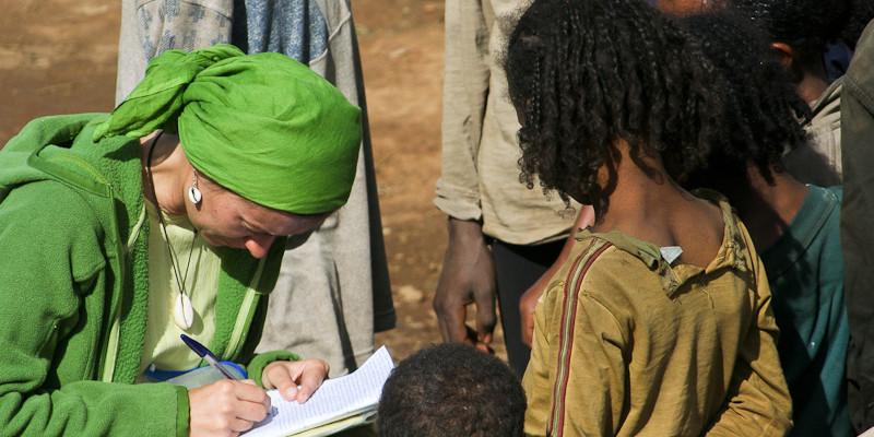 Siedem kolorów Afryki – o podróży po Afryce rozmawiamy z Jolantą Wroną