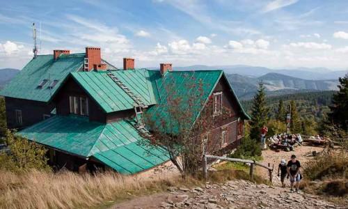 Schronisko Wielka Racza (fot. Krzysztof Grabowski)