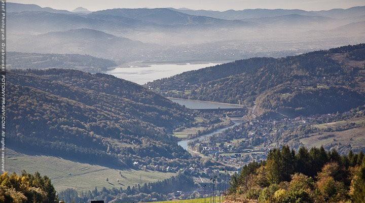 Góra Żar – największa atrakcja Beskidu Małego