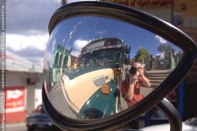 Transport w Ameryce Środkowej (Gwatemala)