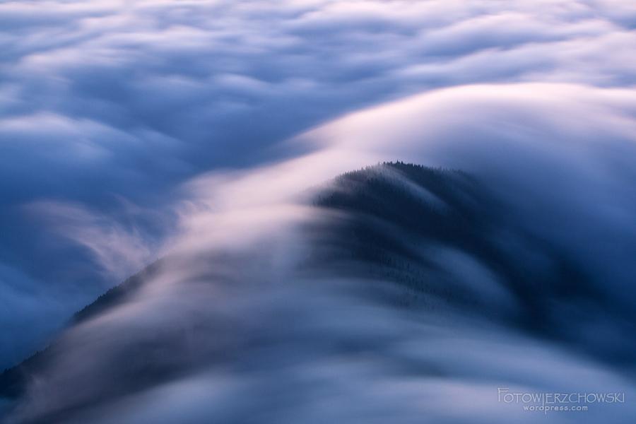Wielki Chocz – gra mgły i światła