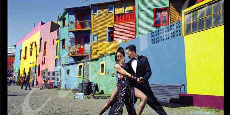 Tango w Buenos Aires!
