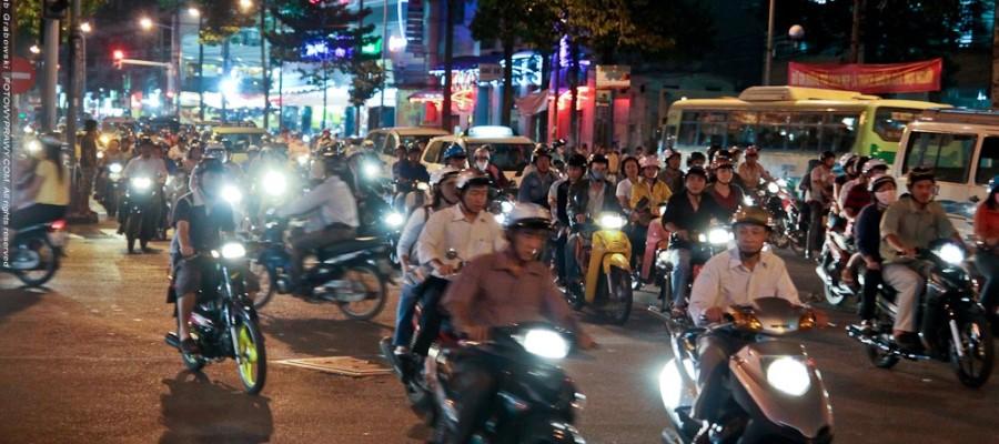 Tu byliśmy: Sajgon (Ho Chi Minh) – Wietnam