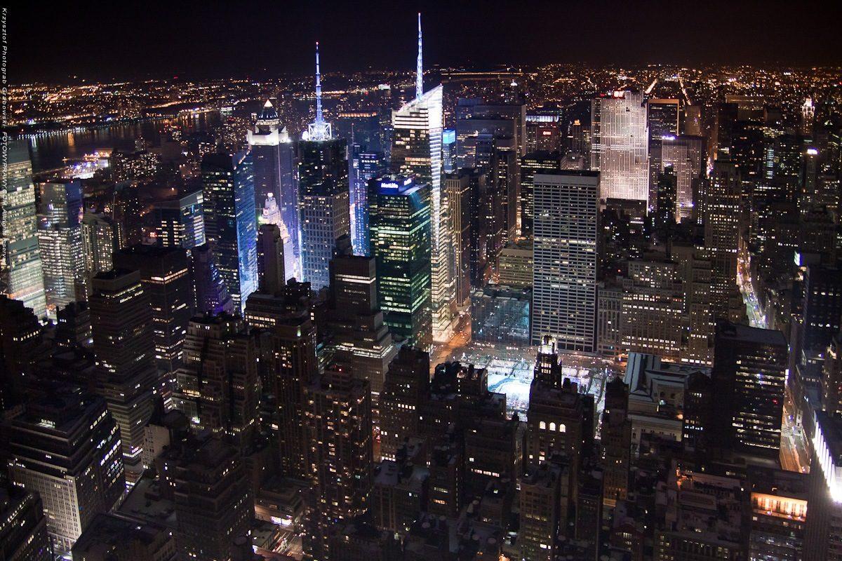 Tu byliśmy: USA – Manhattan (Nowy Jork)
