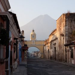 Tu byliśmy: Gwatemala, Antigua