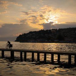 Tu byliśmy: Ohrid (Ochryda) – miasto i jezioro w Macedonii