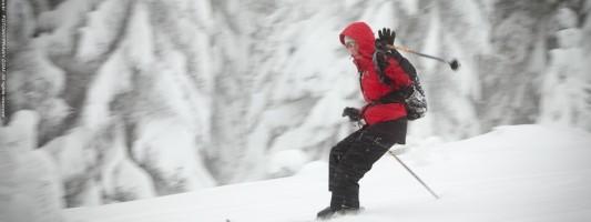 Skituring na Babiej Górze
