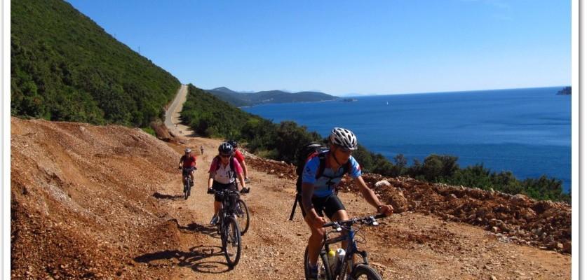 Bałkany na rowerach