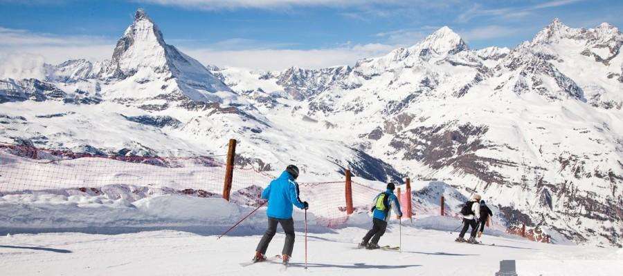Tydzień na nartach w Dolinie Aosty – Włochy i Szwajcaria