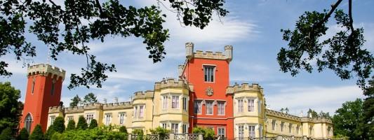 Czeskie skarby – Zamek w Nechanicach