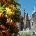 Zamek Moszna – dwa oblicza