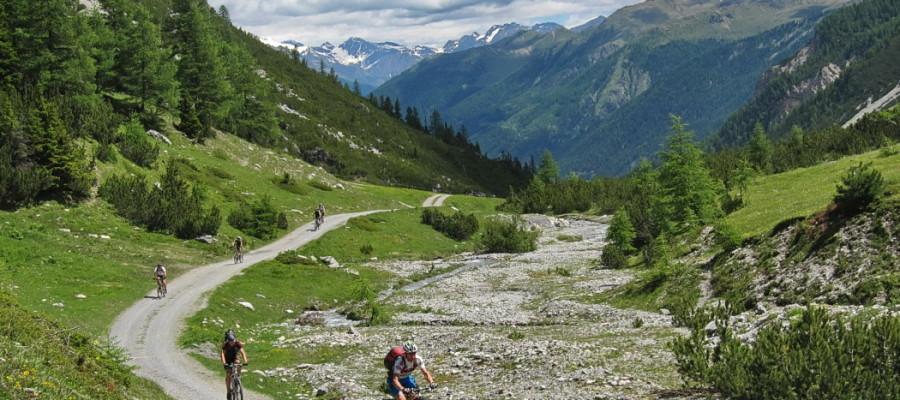 Wyprawa Transalp Easy Rider (Landeck – Riva del Garda)