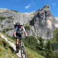 Vallesinella trail