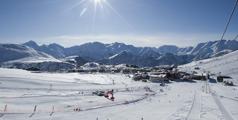 Alpe D'Huez – apartamenty przy wyciągach FREE SKI!