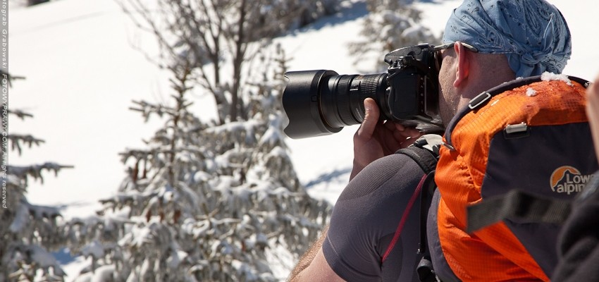 Jak fotografować zimą – krótki poradnik praktyczny