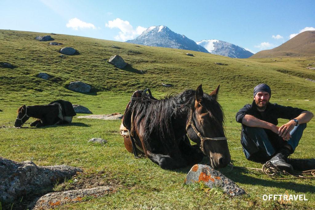 Offtravel - Kirgistan konno