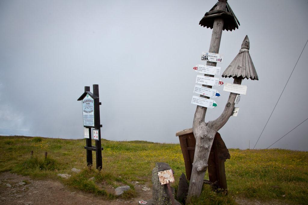 Niskie Tatry na rowerze - gdzie można jechać