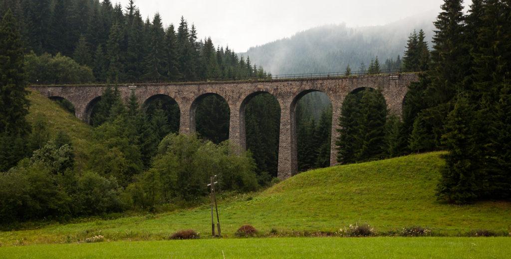 Najwyższe podjazdy rowerowe Europy - Kralova Hola