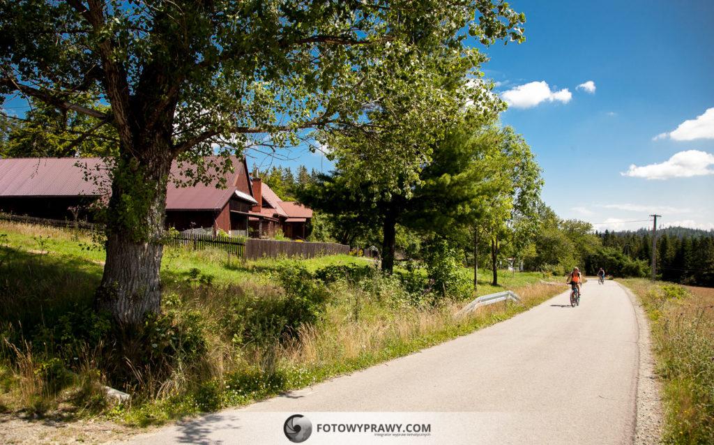 Babia Góra rowerem - Fotowyprawy.com