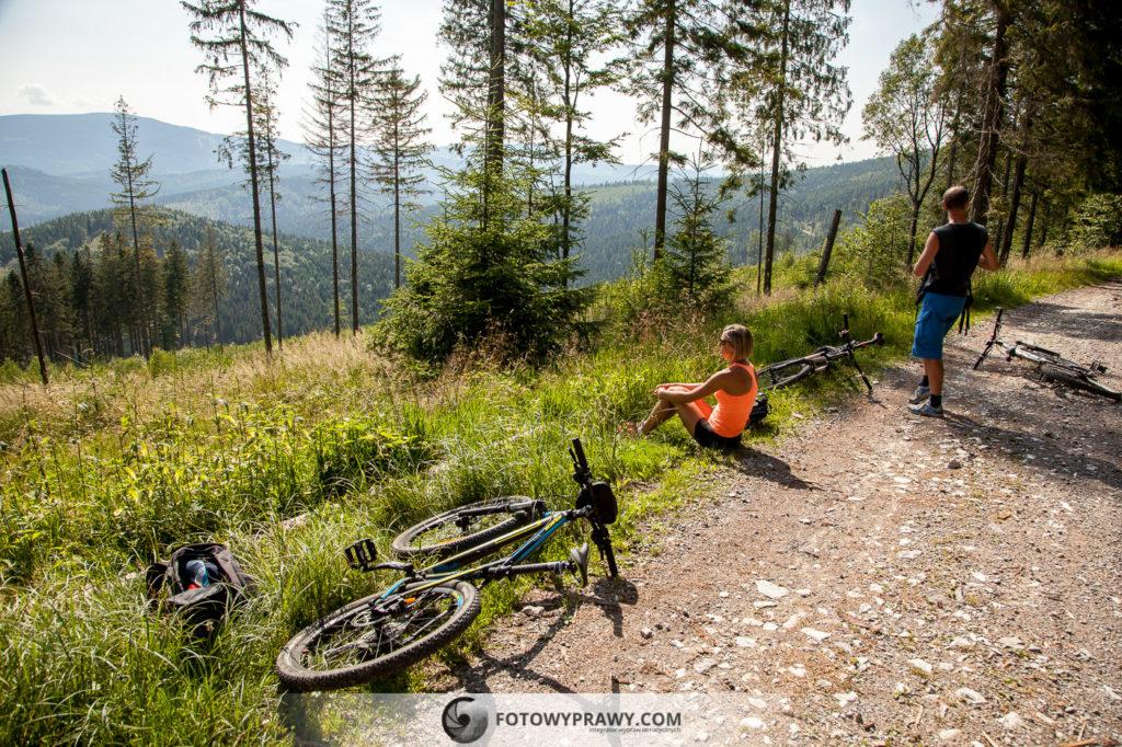 Wokół Babiej Góry na rowerach - Fotowyprawy.com