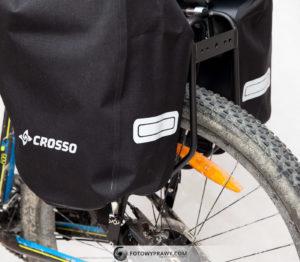 Test sakw rowerowych Crosso 2017 | Fotowyprawy.com