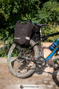 Nowe Crosso - dobre sakwy na rower (test)