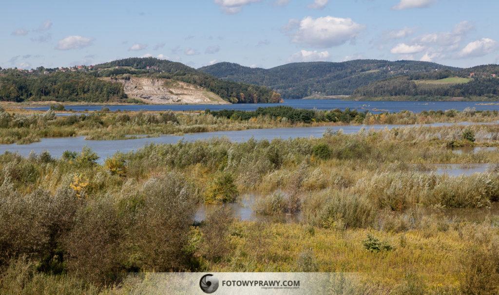 Nowe jezioro w Polsce – Świnna Poręba | Fotowyprawy
