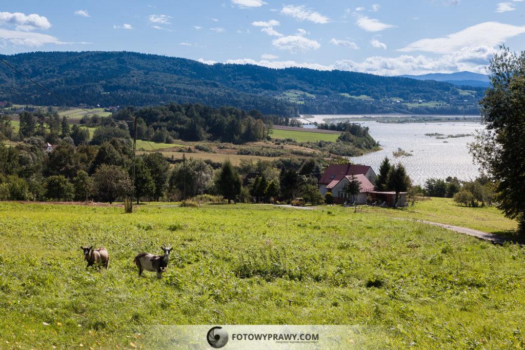 Nowe atrakcje w Beskidach - Jezioro Świnna Poręba | Fotowyprawy.com
