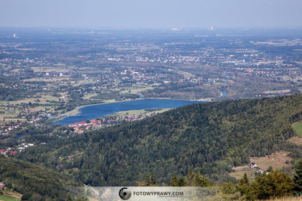 Góra Żar - Najlepsze trasy zjazdowe na rower