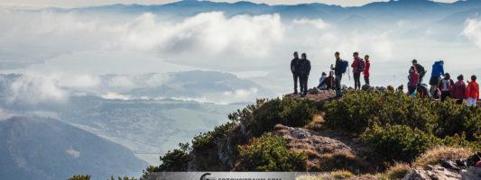 Wielki Chocz - najpiękniejszy punkt widokowy Słowacji