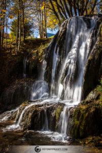 Wodospad Luczański - Słowacja