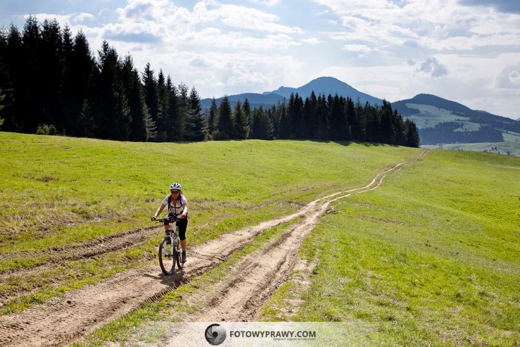 Okolice Wielkiego Chocza - atrakcje rowerowe