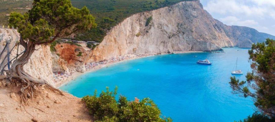 Grecja i morze Jońskie jachtem - wakacje 2018