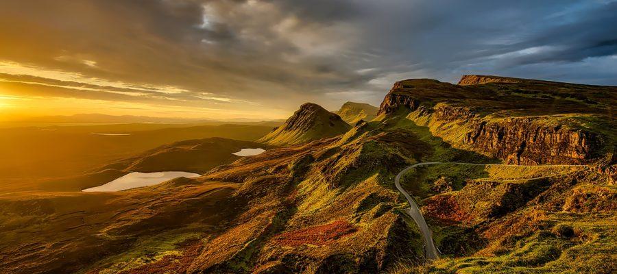 Lemon & Lime - magiczna wycieczka po Szkocji