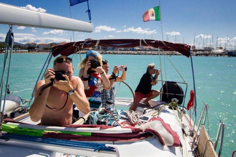 Sailing Club Globtourist - rejs z kursem fotografowania