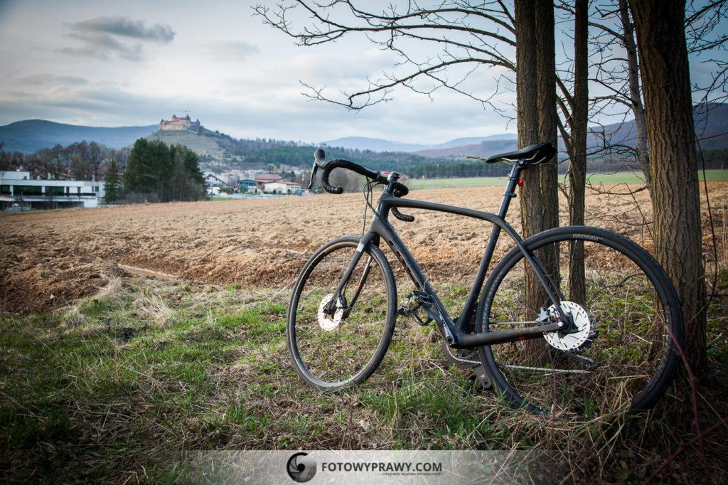 Fotowyprawy: rowerem gravelowym po Słowackim Krasie (test Treka)