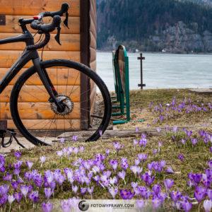 Fotowyprawy: rowerem gravelowym po Słowackim Raju (test Treka)